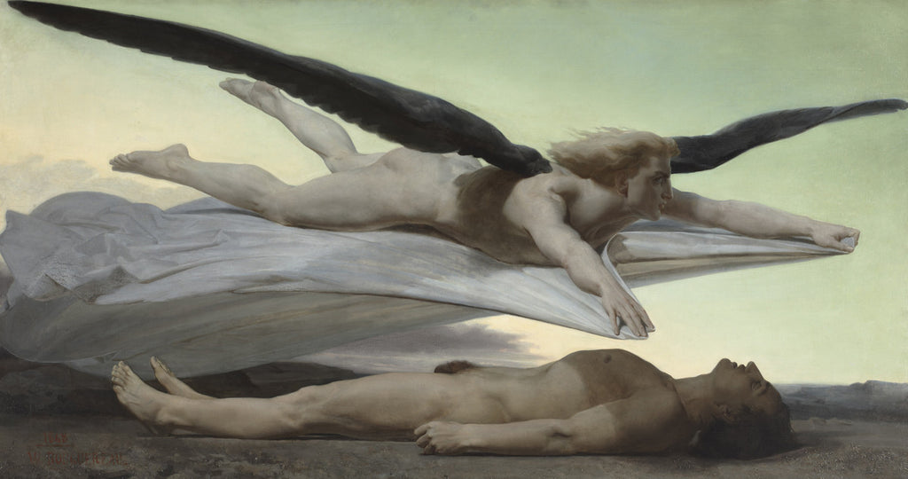 William-Adolphe Bouguereau - Equality Before Death