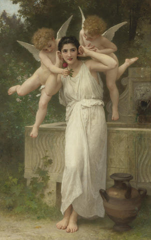 William-Adolphe Bouguereau - Jeunesse