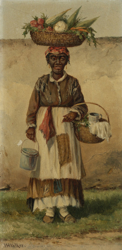 William Aiken Walker - Standing Woman