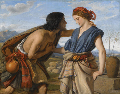 William Dyce - The Meeting of Jacob and Rachel