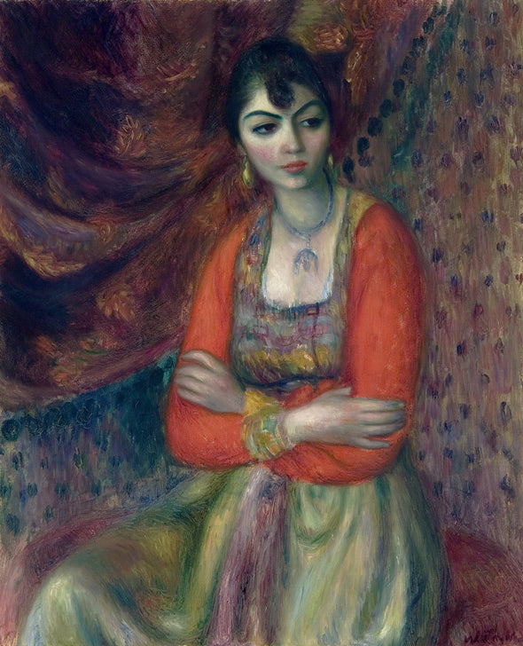 William Glackens - Armenian girl