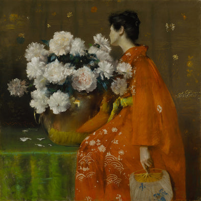 William Merritt Chase - Spring Flowers