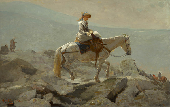 Winslow Homer - The Bridle Path
