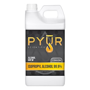PYUR Isopropyl Alcohol 99.9% (1GAL)