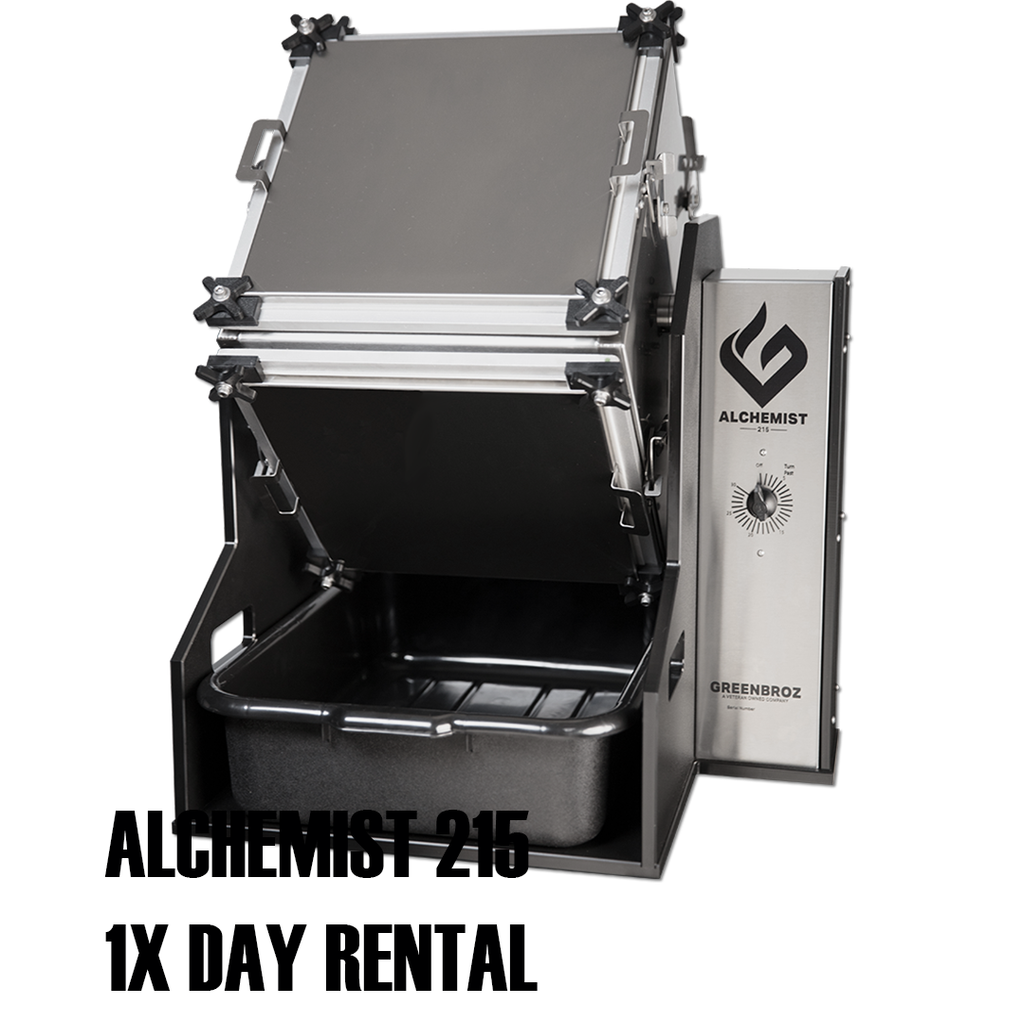 GREENBROZ Alchemist 215 (1x day RENTAL)