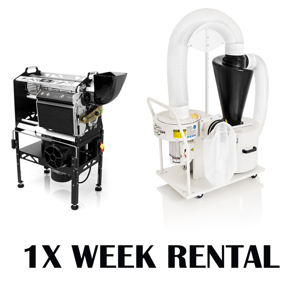 TWISTER T4 Trimmer + Trim Saver RENTAL  (1x week RENTAL)