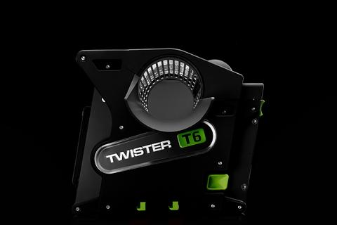 Twister Single T6 Trimming System with Leaf Collector