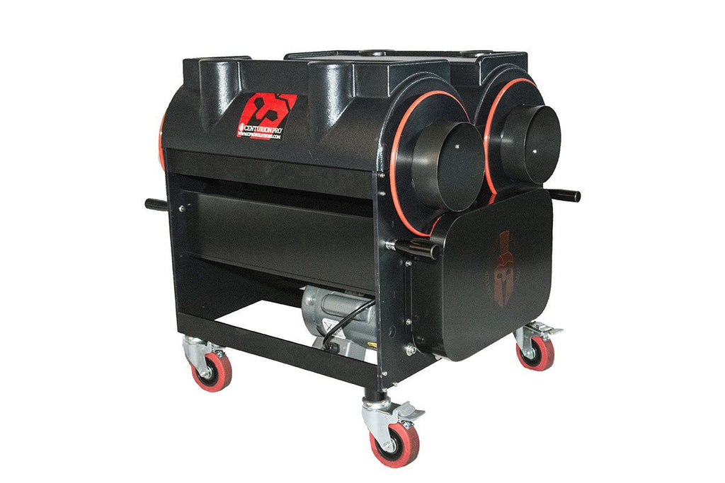CenturionPro GLADIATOR ELECTROPOLISHED WET AND DRY MACHINE