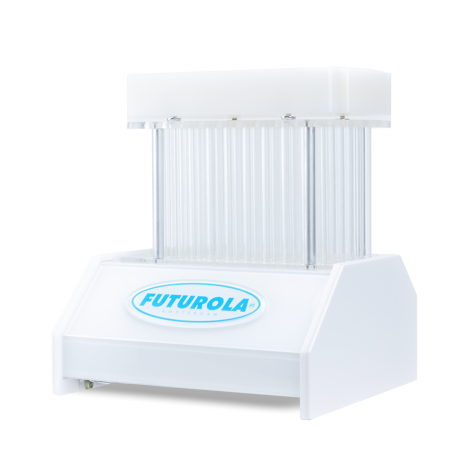 FUTUROLA Knockbox 3/50 + Standard Filling Kit