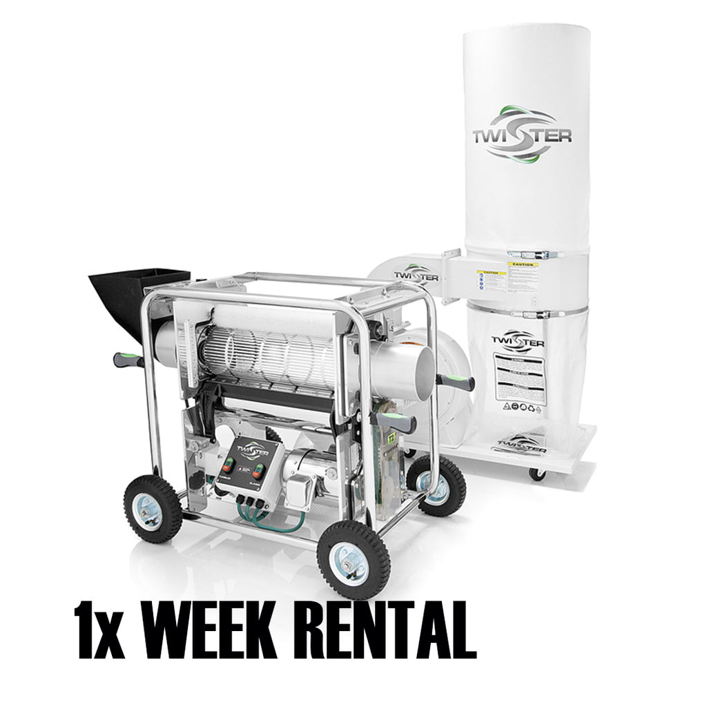 TWISTER T2 Trimmer RENTAL (1x week RENTAL)