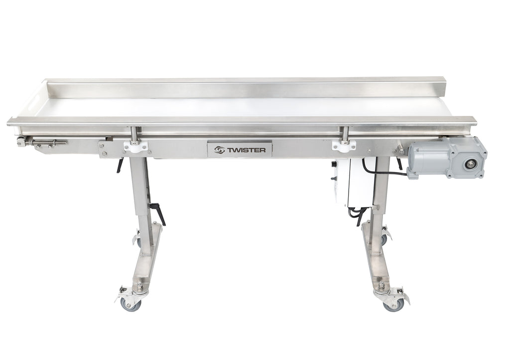 Twister QC Conveyor (Stainless Steel T2/T4)