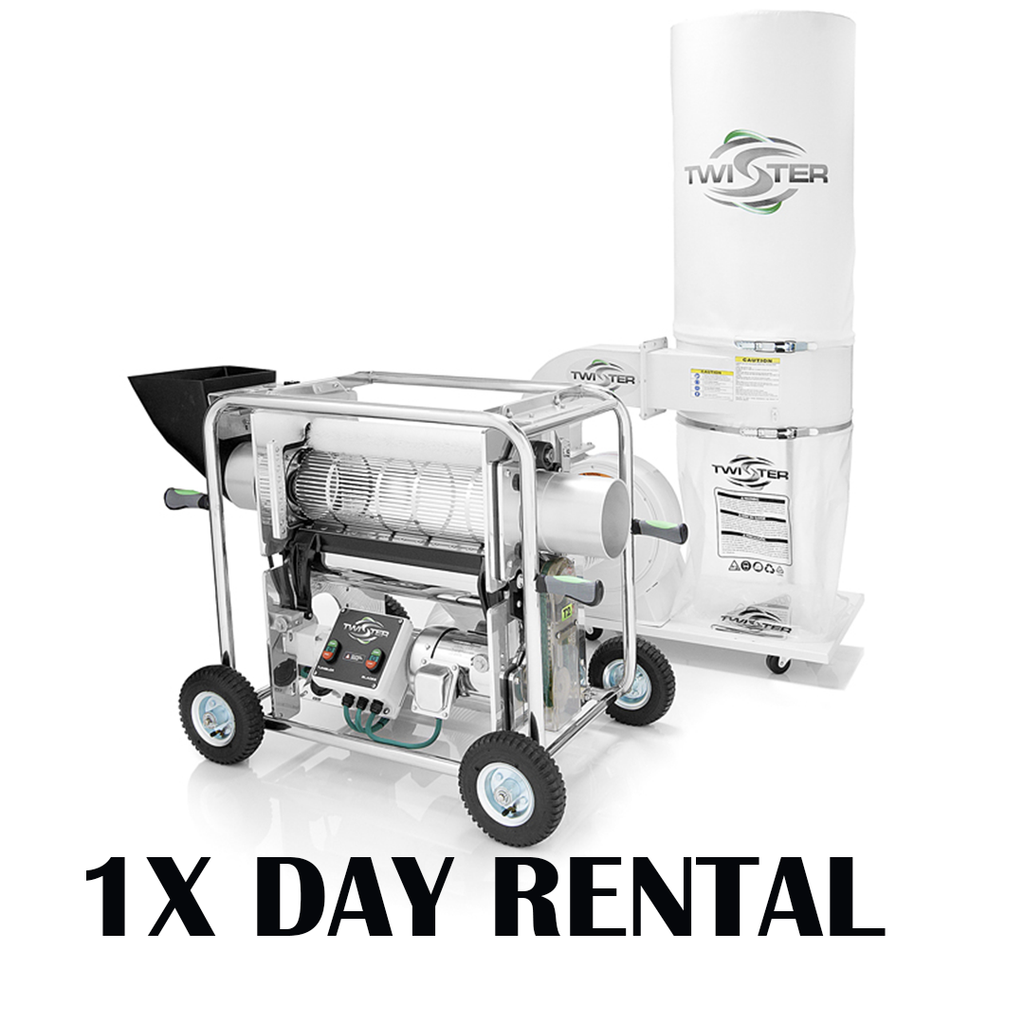 TWISTER T2 Trimmer (1x day RENTAL)