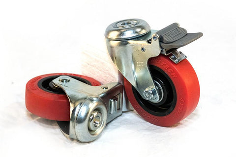 "Centurion 5"" GLADIATOR WHEELS (PAIR)"