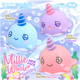 NEW iBloom Millie Whale Sparkling!