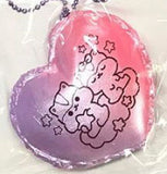 * NEW COLORS * Mini, SCENTED, Licensed, SHIMMERY Poli Heart Macaron Squishy!