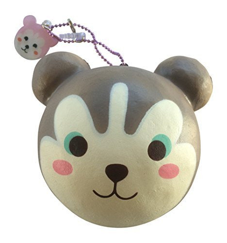 Jumbo Animal Bun SCENTED Squishy! Jenna Lyn Squishies and Accessories