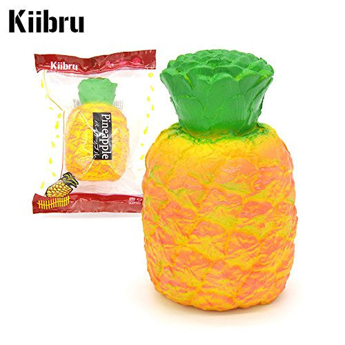 Kiibru SUPER Slow Rise Colossal SCENTED Pineapple!