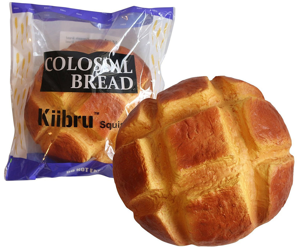 SUPER Slow Rise Colossal Kiibru SCENTED Pineapple Bread!