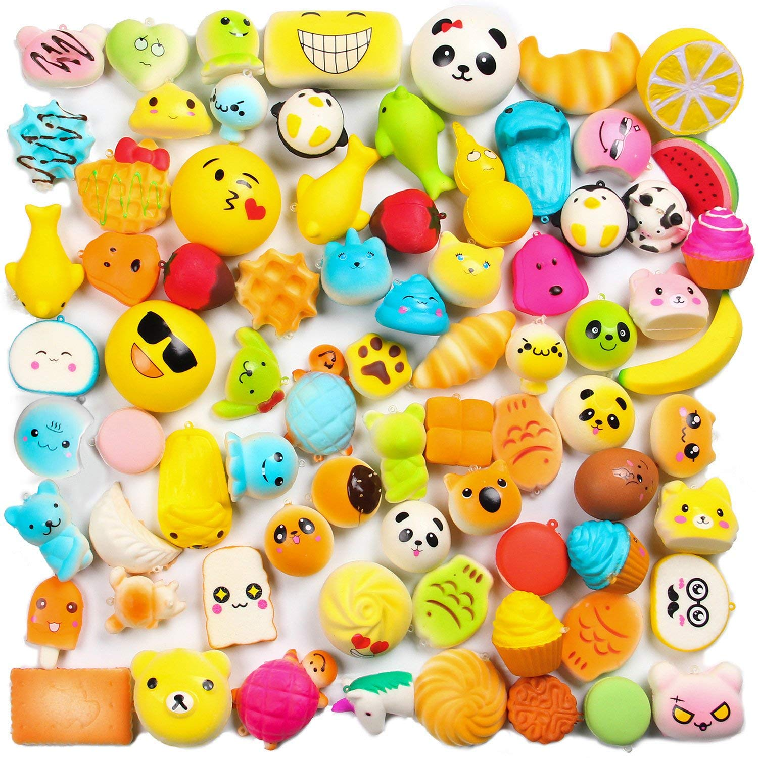 Random, Mini, Common Squishy! BLIND PACK of 1!