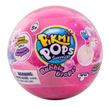 Pikmi Pops Bubble Drops Single Pack - Collectible Squeeze Toy with Glitter Bubble!!