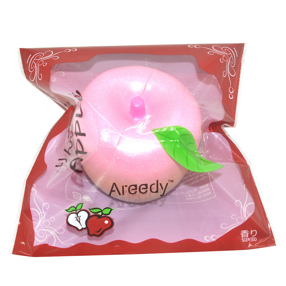 Areedy SUPER Slow Rise JUMBO SCENTED Apple! Now in RAINBOW!