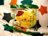 "Japan Bendable ""Cracking"" Fussy Cat Cookie Biscuit"