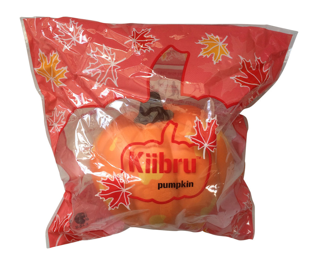 Kiibru Squishy, SLOW RISE and SCENTED Holiday Pumpkin!!