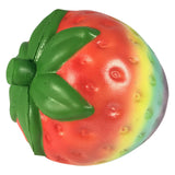 Jumbo RAINBOW Strawberry!  BIG!