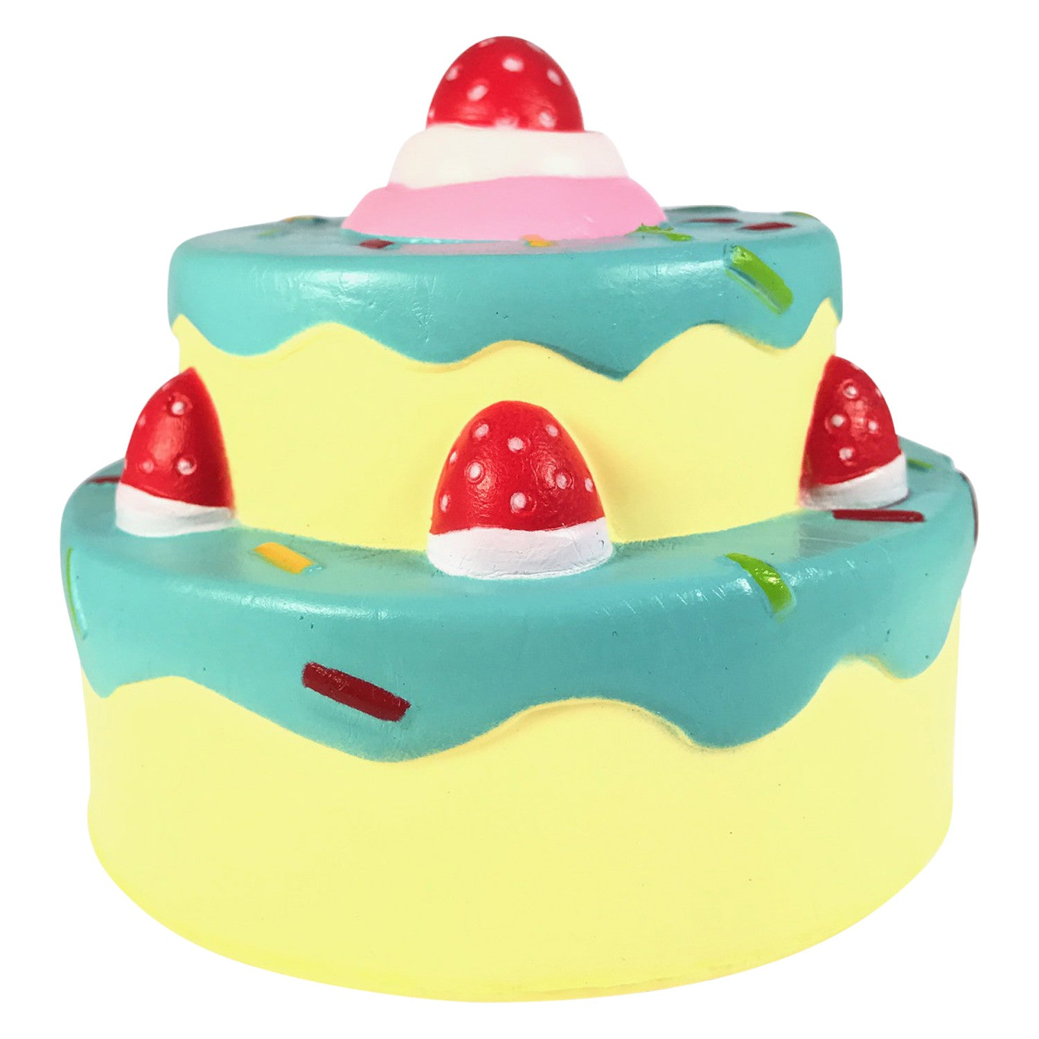 SUPER Slow Rise Vlampo 2 Tier SCENTED Birthday Cake