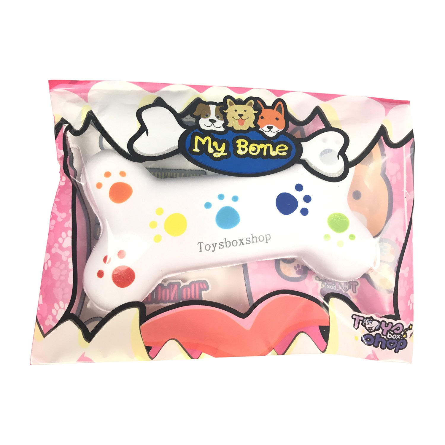 ToysBoxShop My BONE! Scented!