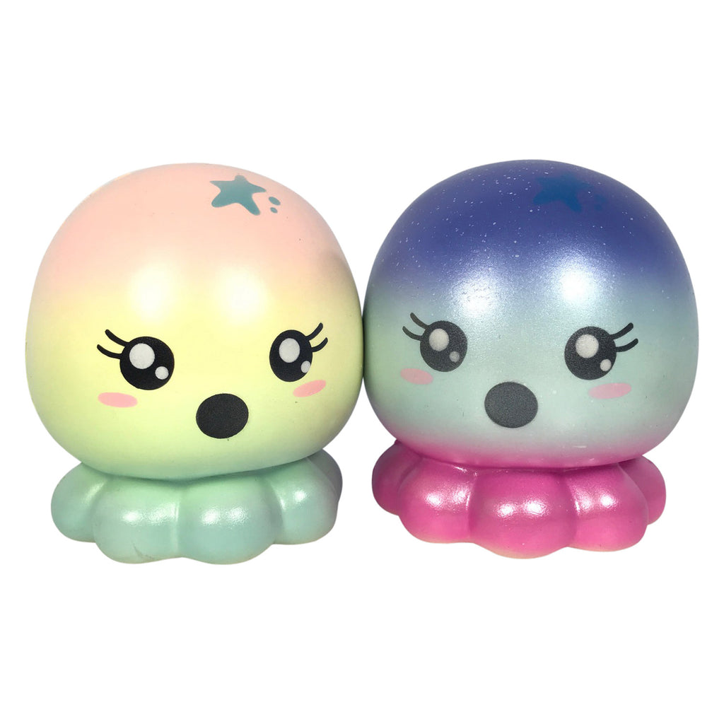 EXCLUSIVE! LIMITED EDITION! Cutie Creative SCENTED and SLOW RISE Deep Sea Cuties!
