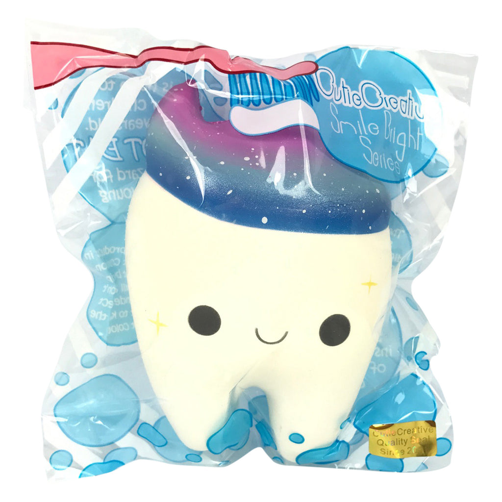 SCENTED Cutie Creative Galaxy Tooth!