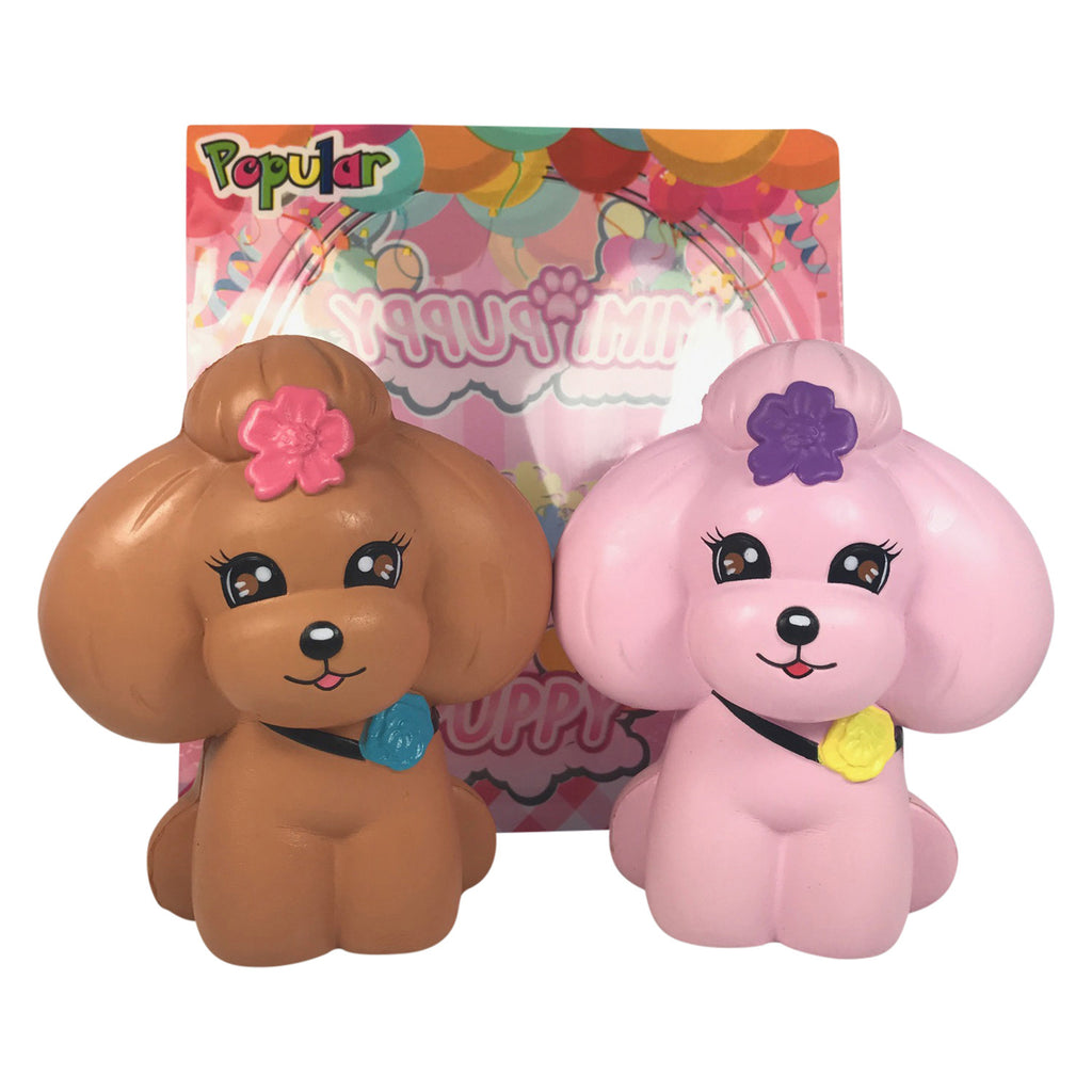 SCENTED, Squishy Soft MARSHMALLOW Mimi Puppy!