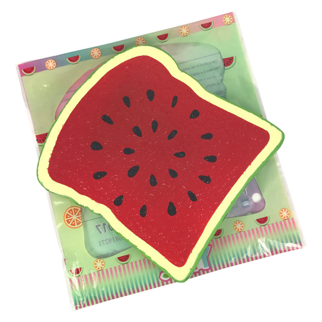 Joey SCENTED Watermelon Fruit Toast!