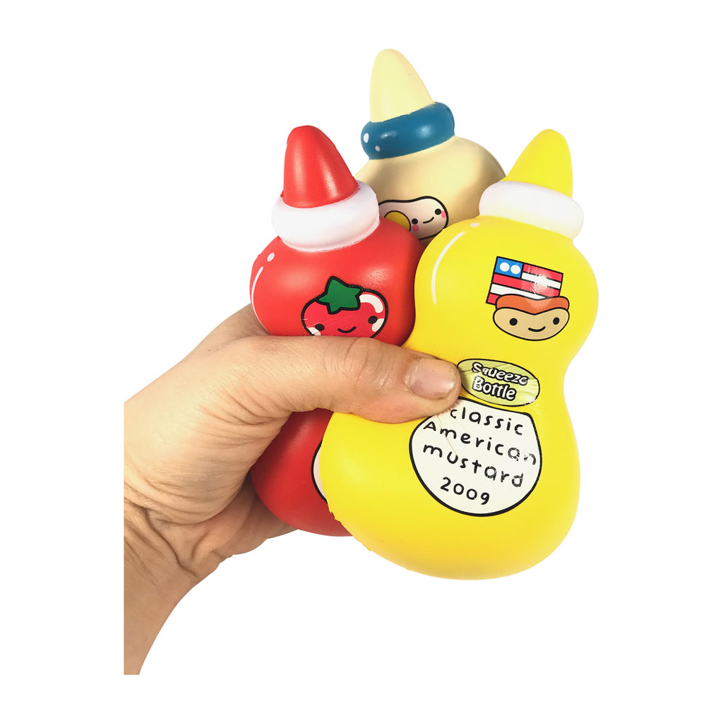 SUPER Slow Rise CUTIE CREATIVE Easy Squeezy Sauce Bottle! SCENTED!