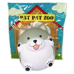 Scented and HUGE Paw Paw Puppies from Pat Pat Zoo!