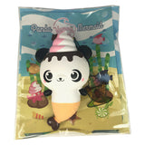 Cookies and Cream SCENTED Panda YUMMIIBEAR Mermaid Squishy!
