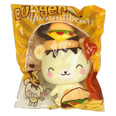 SCENTED Burger YUMMIIBEAR Squishy!