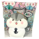 SLOW RISING, SCENTED Fat Poli Hamster! Cute, cute, CUTE!