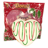 SCENTED Heart Donut for Christmas from Creamiicandy!