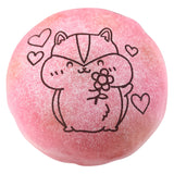 Mini, Licensed, PINK Poli & Moli Sugar Bun Squishy!
