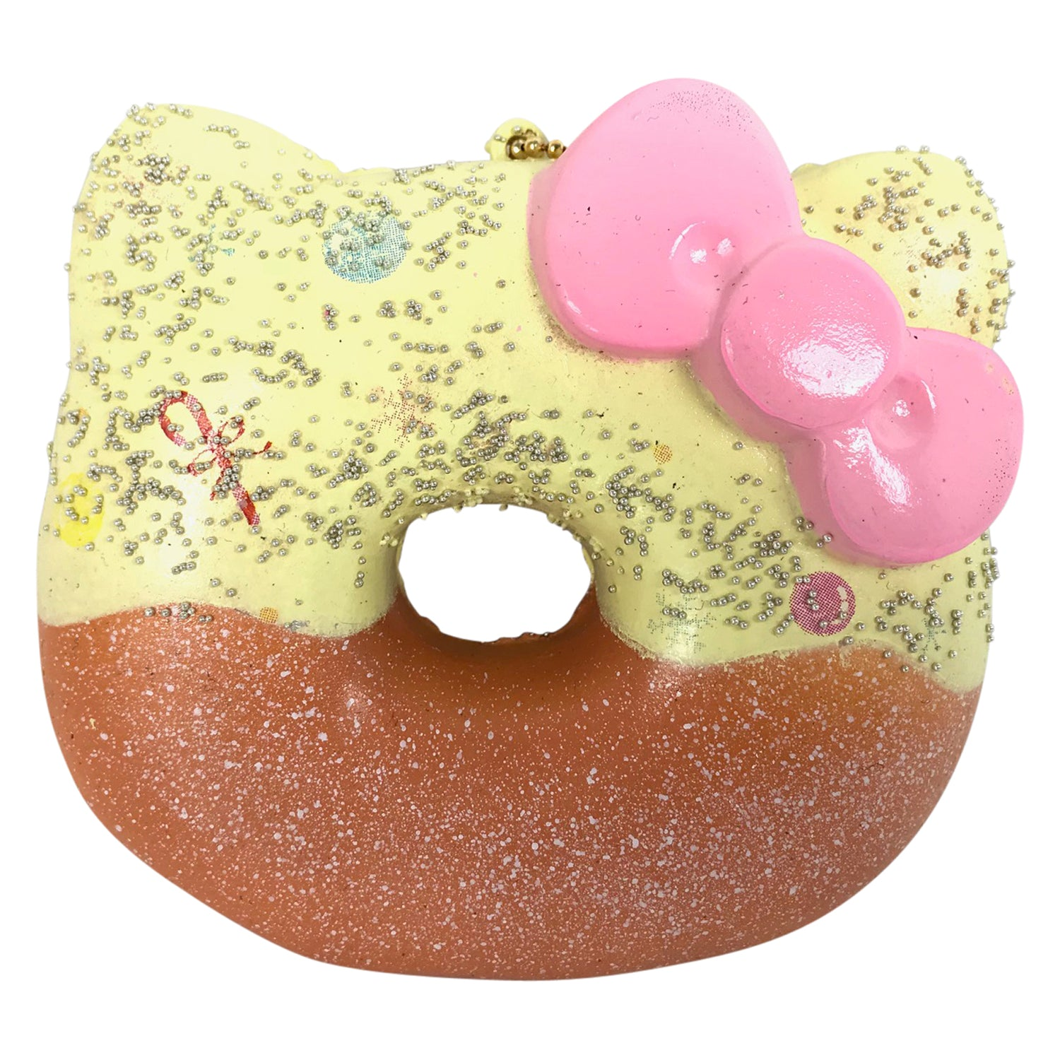 Licensed Hello Kitty Jumbo LIMITED 2017 Sugar Donut!