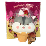 BIG, SLOW RISING, SCENTED Yummiipoli Ice Cream Cone! (Creamiicandy & Popularboxes_HK!)