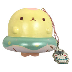 SLOW RISING, SCENTED Fat SHIMMER Dodo the Seal! CUTE!