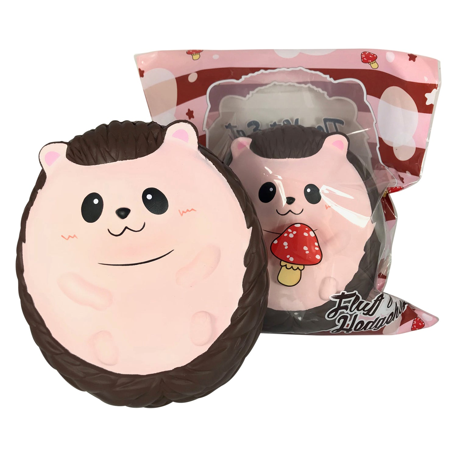 HUGE, BIG, JUMBO Cutie Creative SCENTED Fluff Fluff the Hedgehog! EXCLUSIVE, LIMITED!