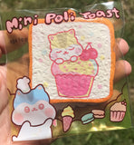 NEW and Adorable, SCENTED Mini POLI Toasts! BUY 3 for a DEAL!