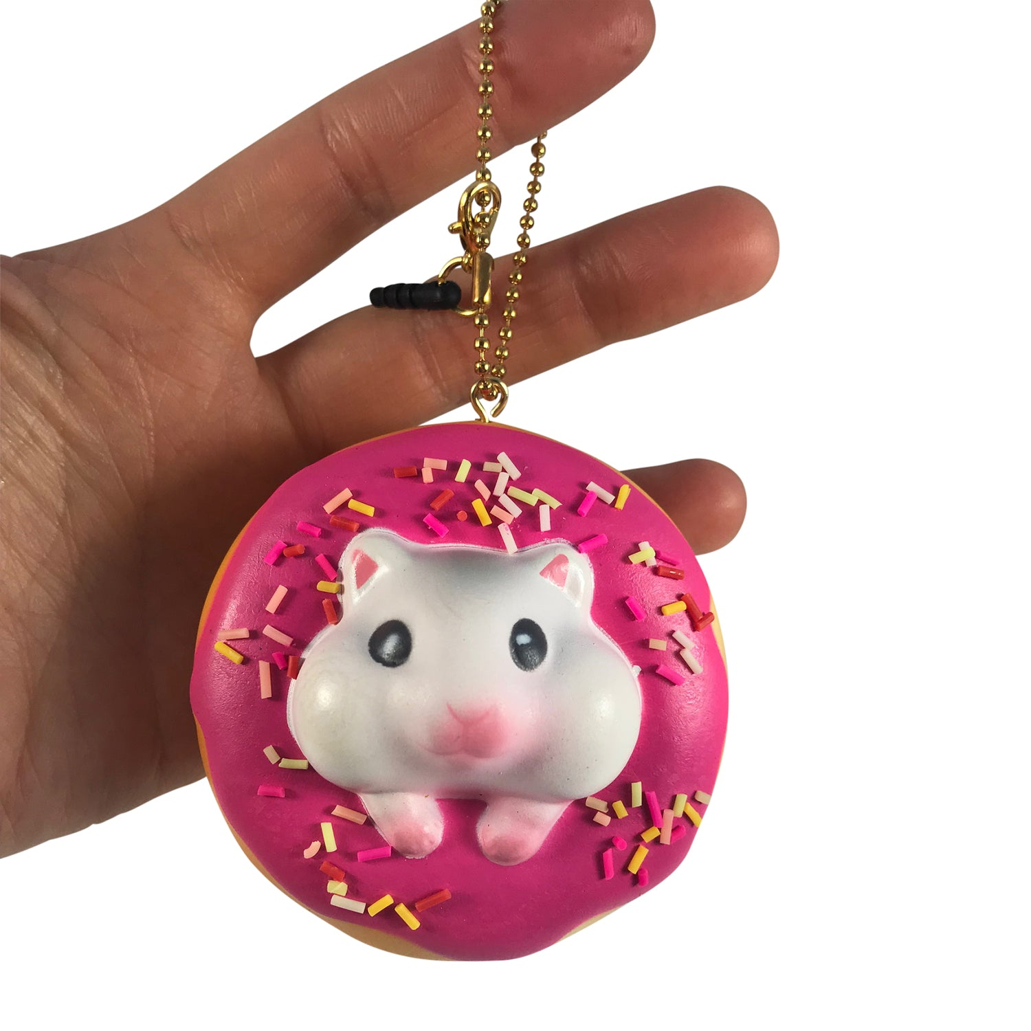 The Sweets Life Hamster Donut! SO CUTE!