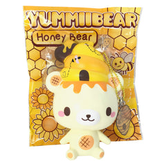 🐝 SCENTED Honey Bee YUMMIIBEAR Squishy! 🍯
