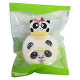 Squishy & Slow Rise Jumbo Panda Bun (Now with or without packaging!)