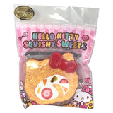 Hello Kitty SLOW RISING Strawberry Swiss Cake Roll!